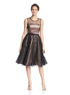 Sara Emanuel Women's Fit & Flare Dress with Belt, http://www.myhabit.com/redirect/ref=qd_sw_dp_pi_li?url=http%3A%2F%2Fwww.myhabit.com%2Fdp%2FB00RGFPW32