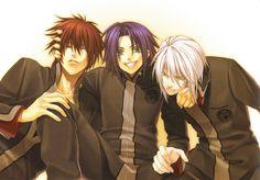 Takuma, Yuichi + Mahiro [Hiiro no Kakera]