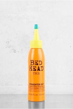 Tigi Bed Head Straighten Out Straightening Cream