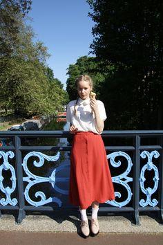 long skirts for lyfe