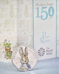 The new Peter Rabbit 50p is adorable  - countryliving.co.uk