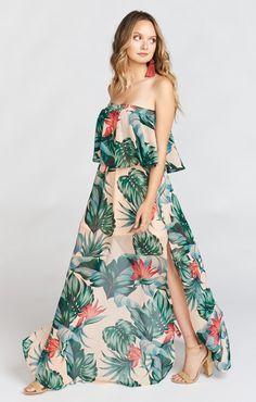 Hacienda Maxi Dress ~ Kauai Kisses | Show Me Your MuMu