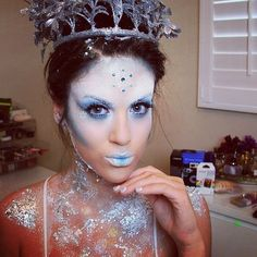 N I C O L E.  @nicoleguerriero Ice Queen tutoria...Instagram photo | Websta (Webstagram)