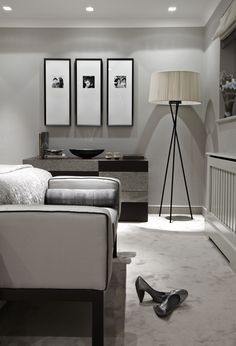 Black piping - Boscolo - Detached Family Home - Master Bedroom
