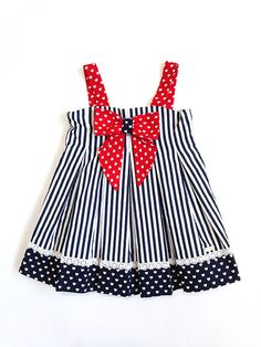 φόρεμα με τιράντες και ρίγες λευκές μπλε και φιόγκο – annalolla.gr