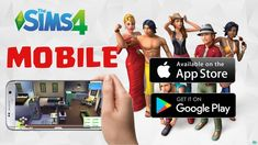 If The Sims 4 Mobile is what you were looking for, then you are in the right place. This game offers everything the full PC version does and it's totally free :) Sims 4, Sims Four, Restaurant Game, Sims Games, Android Apps, Google Play, Ios, Geek, Make Up
