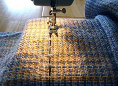 Seaming Handwovens
