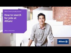 How to search for jobs at Allianz Group - Screencast (English version)