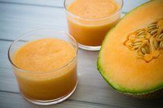 Papilla de melón