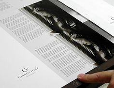 Invitation, Brochure, Greeting Card 邀請函/品牌手冊/事業賀卡