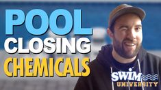 On this episode we're talking about the only chemicals you need to add to your pool before you close it.