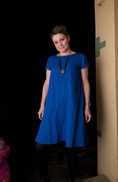Gabby Dress - Tessuti Pattern
