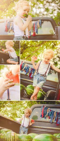 Watermelon Mini, Watermelon Photo Session Theme, Summer Mini, Summer photos
