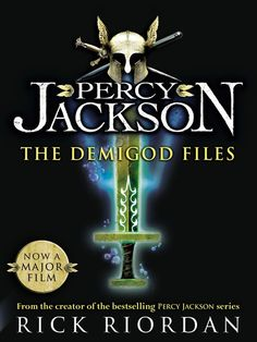 Percy Jackson: The Demigod Files (Percy Jackson and the Olympians), Rick Riordan