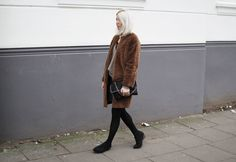 Fair, Fair Fashion, vegan, Beige, Black, Hess Natur, Topshop, Good Guys, Fake leather, Oasis, H&M, Stella McCartney, winter, Whiteblonde, Inspiration, ootd, Outfit, lotd, Look, Streetstyle, Fashion, Blog, stryleTZ