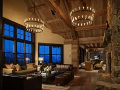 Oh sure, I'll take a lodge in Aspen like this