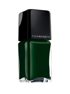Emerald Green Nails for Fall