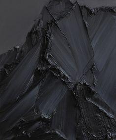 Black | 黒 | Kuro | Nero | Noir | Preto | Ebony | Sable | Onyx | Charcoal | Obsidian | Jet | Raven | Color | Texture | Pattern | Styling | Paint