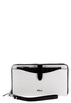Portemonnaie  - optic white/black