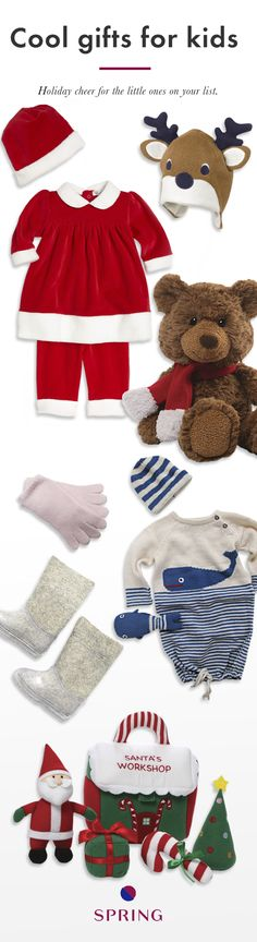 Spring has all the latest gifts for babies, girls and boys. With over 1,250 brands and a variety of awesome gift guides, you can do all your holiday shopping, all in one place. Plus, enjoy free shipping and free returns.