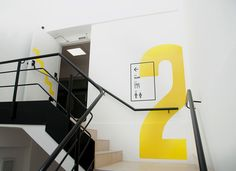 Artelum on Behance Directional Signage, Wayfinding Signs, Environmental Graphic Design, Environmental Graphics, Office Signage, Corporate Interiors, Corporate Design, Clinic Design, Lobby Design