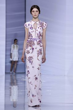 Georges Hobeika Couture Fall Winter 2015 Paris - NOWFASHION