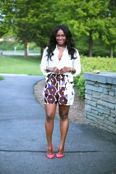 Black Fashion Blogger: Ms Sole of Love Life Pearls