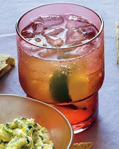 Cocktail Hour: Whiskey and Bourbon Cocktails - Martha Stewart 19 bourbon cocktails you'll love!!  My go to drink: bourbon and ginger ale