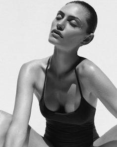 Phoebe Tonkin for Matteau Swim #swimsuit #style #fashion