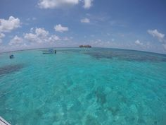 Cayes in Belize
