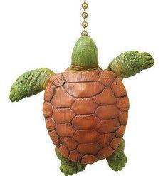turtle ceiling fan pulls - Google Search