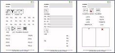MATERIALES - Chino-chano - CONSONANTES: P  Conjunto de fichas para el aprendizaje de la lectura y de la escritura.  http://arasaac.org/materiales.php?id_material=990