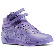 b2839539af1 Reebok - Freestyle Hi Spirit - I remember when girls in my class were  wearing these