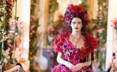 """Znalezione obrazy dla zapytania """"Dolce & Gabbana Alta Moda Fall/Winter 2015"""""""