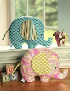 Stuffed animals patterns