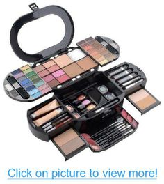 Cameo Carry All Beauty Case by Shany © 100pc Pro Make Up Set - Premium Collection #Cameo #Carry #Beauty #Case #Shany #© #100pc #Pro #Make #Set #Premium #Collection