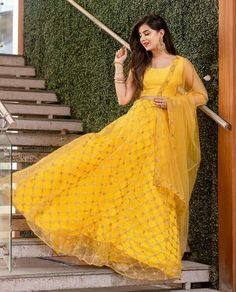 💃🏻😍 Interested in getting the same outfit done ? Contact us WhatsApp/Call : 9059019000 Designer Bridal Lehenga, Bridal Lehenga Choli, Choli Designs, Lehenga Designs, Salwar Designs, Indian Dresses, Indian Outfits, Ethnic Outfits, Indian Clothes