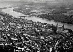 stamp and postcard: The look of Bratislava 1967 pohlad z vysky dunaj. Bratislava, Town Hall, Old Town, Paris Skyline, City Photo, Castle, River, Places, Outdoor