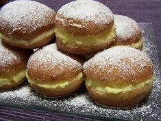 So Yummy Beignets, Bon Appetit, Christmas Cookies, Donuts, Muffins, Deserts, Food And Drink, Bread, Breakfast