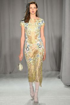 Marchesa Spring 2014 Ready-to-Wear Fashion Show