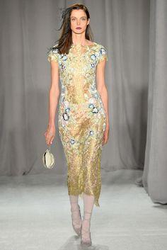 Marchesa Spring 2014 Ready-to-Wear Fashion Show