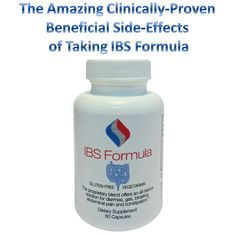 So many clinically proven beneficial side effects other than #IBSrelief including anti #stroke anti #cancer #anti-inflammatory, lowering of cholesterol, anti-#aging, and promotes healthy weight loss, just to name a few.