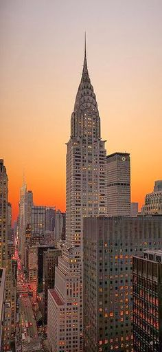 Chrysler Building, Manhattan, Nueva York