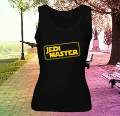 jedi master T shirt Girl, Tank top Ladies, Tank top Womens, Awesome Women's Tank Top