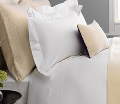 Cocoon The Platinum Collection Light Cream from our Bedding, Egyptian Cotton Bed Linen range