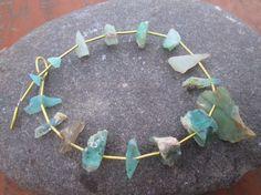 "8"" Full strand, Genuine AAA Peruvian Opal rough Natural  Crystal rough gemestone  beads, (ITEM ID :E0840) by JaiVyavsayBeads on Etsy"