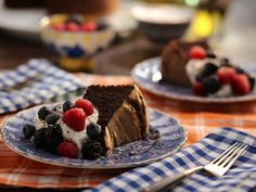 Grilled Chocolate Angel Food Cake Recipe -- Something a bit different & unexpected! Grilled Chocolate Angel Food Cake Recipe -- Something a bit different & unexpected! Chocolate Angel Food Cake, Chocolate Recipes, Chocolate Treats, Food Cakes, Cupcake Cakes, Cupcakes, Valerie's Home Cooking Recipes, Cooking Food, Memorial Day Desserts