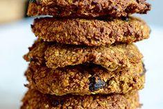 Pompoen breakfast cookies