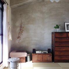 畳のある空間をおしゃれに☆和室で楽しむシンプルなインテリア Japanese Modern, Japanese House, Small Room Interior, Damask Rug, Tatami Room, Kimono Pattern, Safe Haven, Dream Apartment, My Room