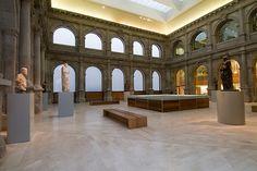 Madrid, Spain  The Prado Extension  Rafael Moneo